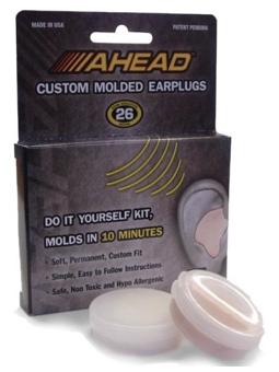 Ahead AH-ACME Custom Molded Earplugs