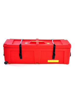 Hardcase HNP48W-R - Red color Hardware Case