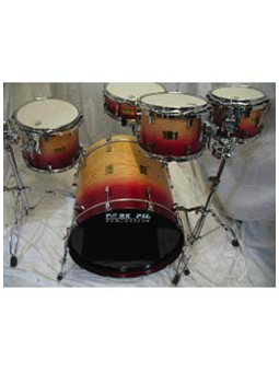 Pork Pie Custom Drum Set