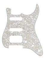 Fender H/S/S Pickguards White Pearl