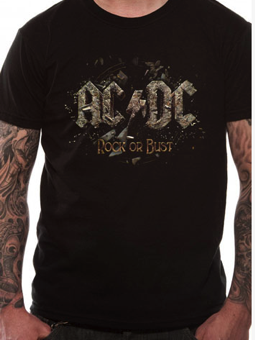 Cid Ac/dc - Rock Or Bust Medium