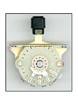Fender 3-Way Pickup Selector Switch