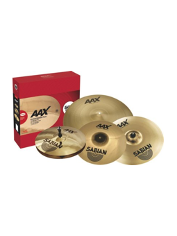 Sabian AAX Limited Edition Pack
