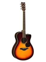 Yamaha FSX830C Brown Sunburst