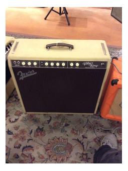Fender Vibroking