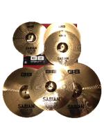 Sabian SUPER SVENDITA!!! Sabian B8 Promotional Pack - H14