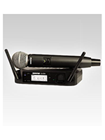 Shure GLXD24/SM58 Digital Handheld Wireless SM58