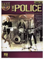Volonte Bass Play-Along v.20 POLICE + CD
