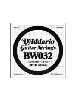 Daddario Bw 032 Bronze