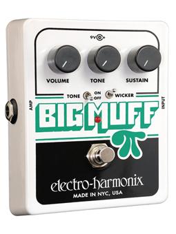 Electro Harmonix Big Muff Pi With Tone Wicker