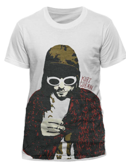 Cid Kurt Cobain - Posterized ExtraLarge