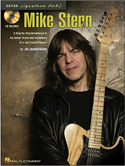 Volonte MIKE STERN + CD