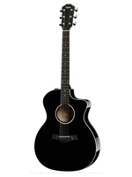 Taylor 214CE Deluxe Black