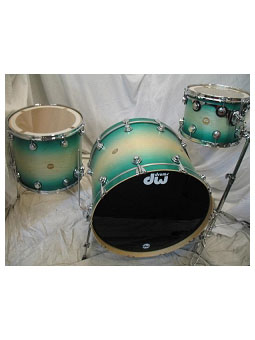 DW (Drum Workshop) 26x20 14x10 18x16 Collector's Series