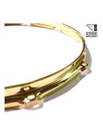 Feeldrum FDSH1410BRBS - Cerchio per Rullante - Gold Tone Snare Hoop