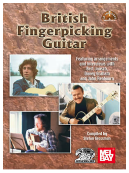 Volonte British Fingerpicking Guitar