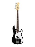 Fender American Standard Precision Bass Rw Black