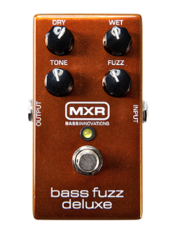 Mxr M84 Bazz Fuzz