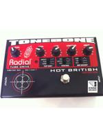 Radial Hot British Distortion
