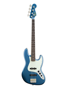 Squier James Johnston Jazz Bass Lake Placid Blue