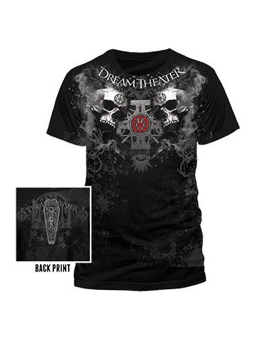 Cid Dream Theater - Double Skull  XXLarge