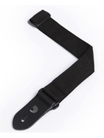 Planet Waves Polypropylene Ukulele Strap - Black