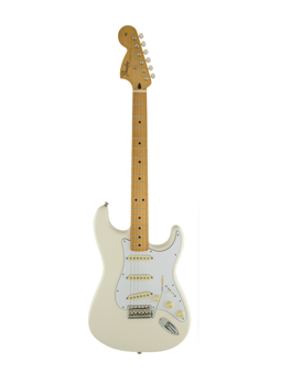Fender Jimi Hendrix Stratocaster Olympic White Mn
