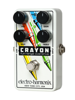 Electro Harmonix Crayon 76 Full Range Overdrive