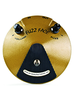 Dunlop EJF1 Fuzz Face Distortion Eric Johnson Signature