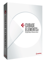 Steinberg Cubase Elements 8 - Versione 9 in update gratuito!