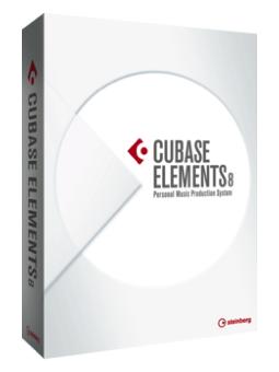 Steinberg Cubase Elements 8 - Versione 9 in update gratuito!