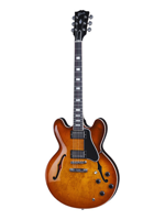 Gibson ES-335 Faded Lightburst 2016