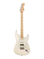 Fender American Professional Stratocaster HSS Shawbucker Mn Olympic White