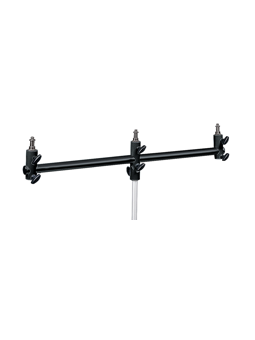 Manfrotto 154B Microphone / Lamp Support Black