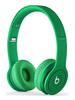 Beats Solo HD Matte Green