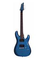 Schecter C-6 Deluxe Satin Blue
