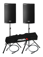 Essemusic Kit X-Pro 15