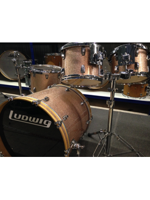 Ludwig Classic Maple, Champagne Sparkle