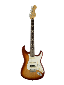 Fender American Startocaster Hss Shawbuck Sienna Sunburst