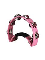 Rhythm Tech RT1060 - Pink Tambourine, Steel Jingles