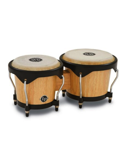Lp LP601NY City Wood Bongos  Natural