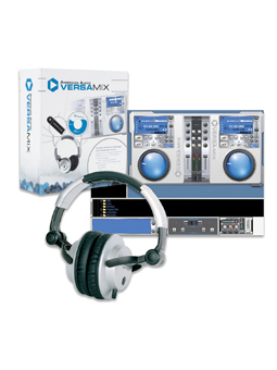 American Audio VERSA MIX software package
