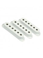 Fender Pickup Covers, Stratocaster  Black