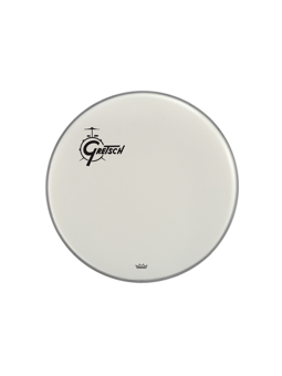 "Gretsch GRDHCW18O - Pelle per Grancassa da 18"" con Logo Gretsch - Bass Drumhead w/Gretsch Logo"