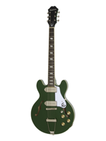 Epiphone LTD ED Casino Coupe Inverness Green