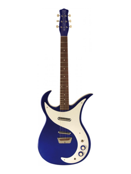 Danelectro Wild Thing Blue