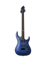 Washburn PXM200 Parallaxe  Flame Trans Blue
