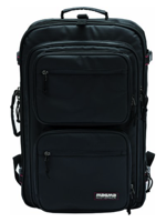 Magma Riot Dj Backpack XL Black/Red