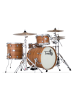 Tamburo HP418SWA Jazz Model Satin Walnut ( SET IN ESPOSIZIONE )