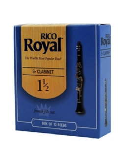 Rico Ance Clarinet Eb 2